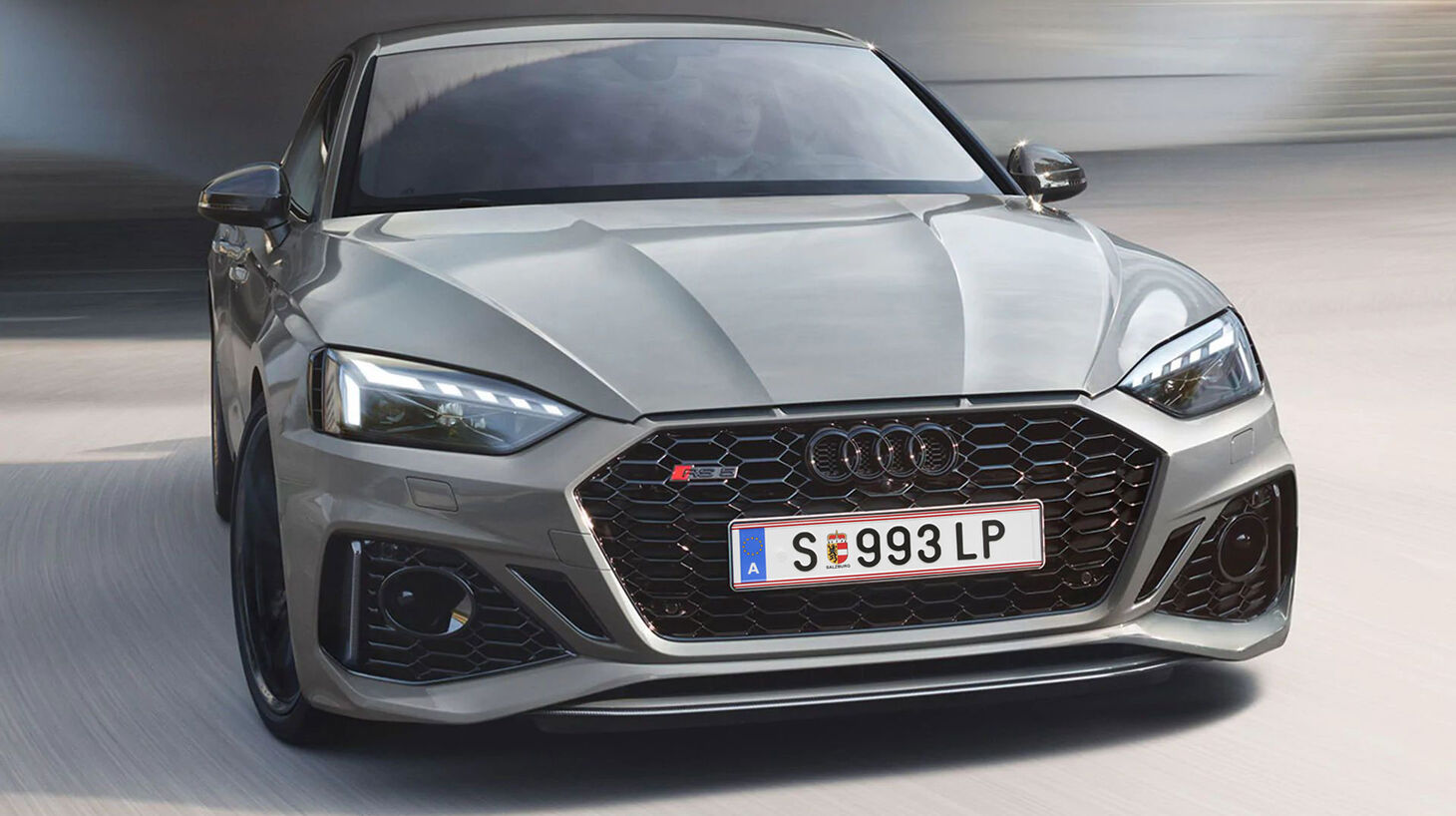 Audi RS 5 Sportback Frontansicht