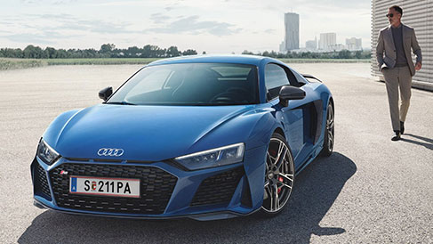 R8 Coupé V10 performance quattro